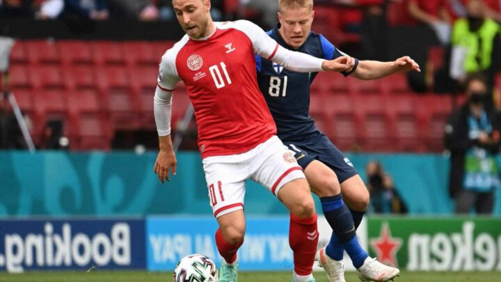 Denmark vs Finland LIVE: Christian Eriksen receives CPR after collapsing on the field – latest updates