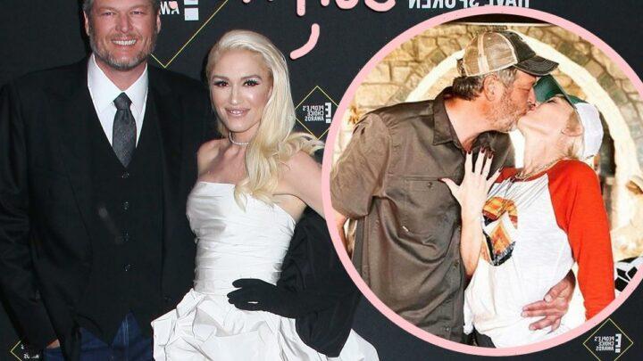 Did Gwen Stefani & Blake Shelton Already Secretly Tie The Knot!?