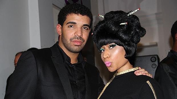 Drake Reunites With Nicki Minaj As She Celebrates The Drop Of Her New Single — See Sweet Selfie