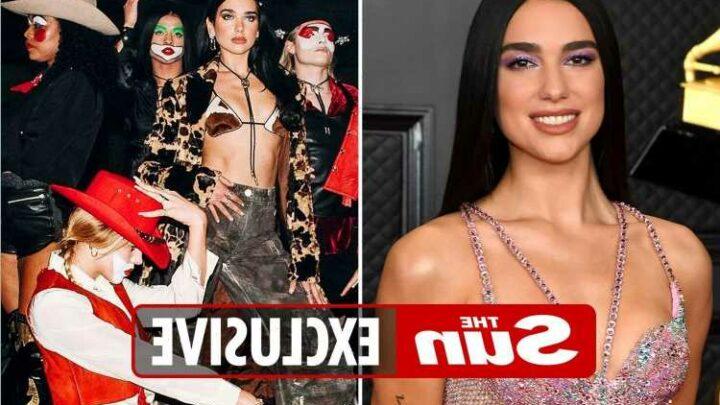 Dua Lipa eyes move into acting as she's forced to put Future Nostalgia tour on ice