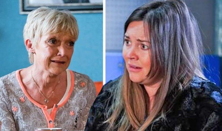 EastEnders favourite Stacey Slater returns to be by Jean's side during her last moments?