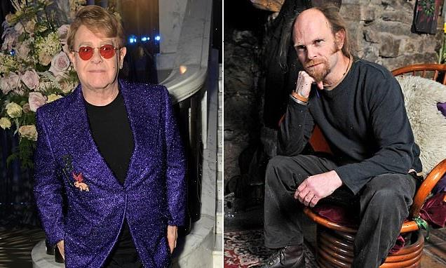 Elton John's half-brother, 54, fined £200 after Covid rules