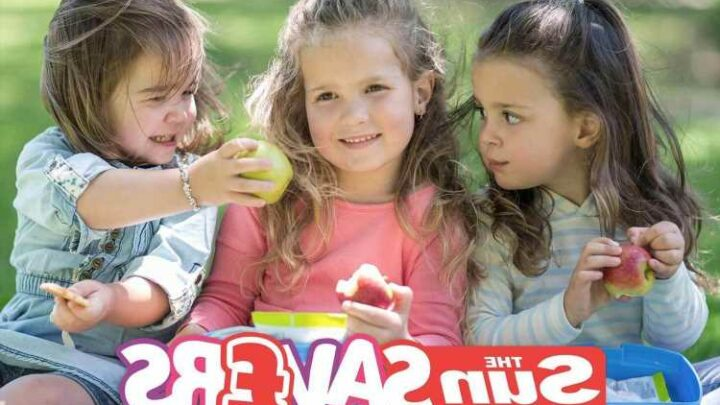 Enjoy the summer weather & plan a picnic with great snack ideas for the little ones