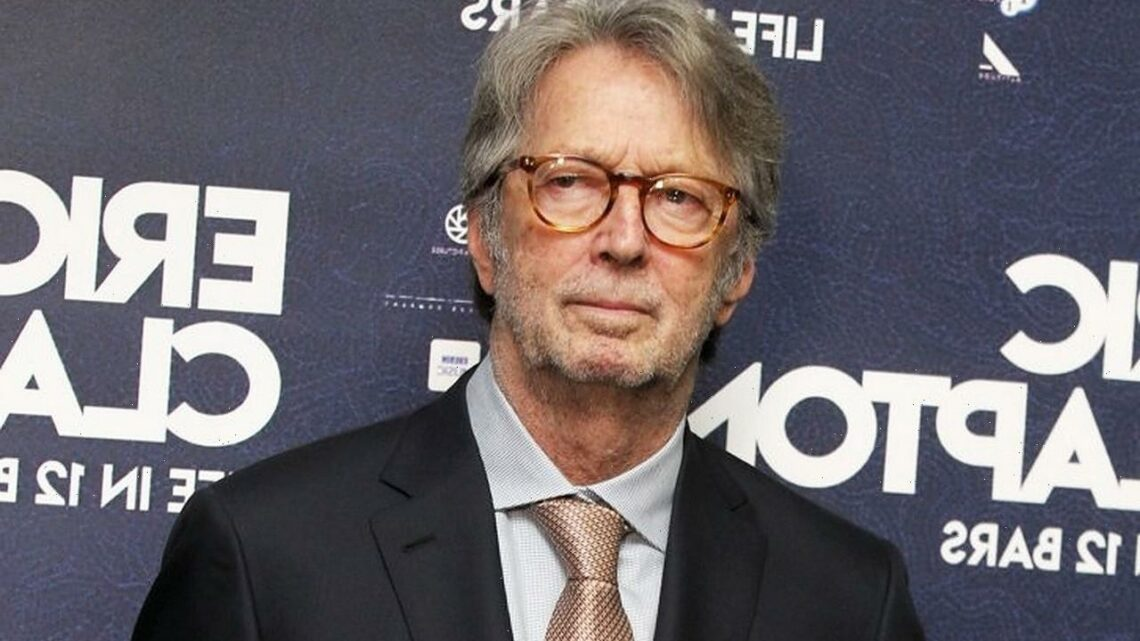 Eric Clapton Feels Exiled as He's Snubbed by Celebrity Pals Over Anti-Vaccination Stance
