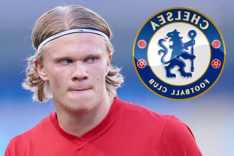 Erling Haaland 'agrees personal terms' with Chelsea as Blues thrash out deal with Borussia Dortmund for strike sensation