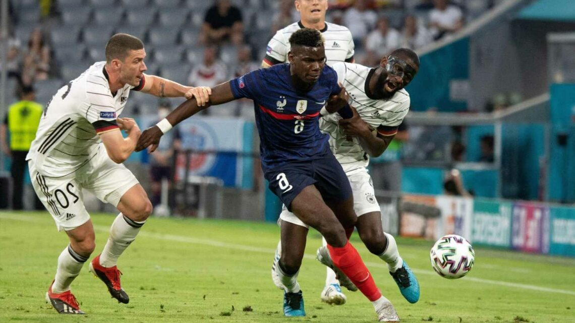 Euro 2020: France abandon plans to take the 'divisive' knee before clash with Germany
