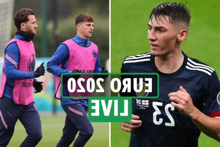 Euro 2020 LIVE: England qualify and likely to play Portugal, France or Germany, Scotland OUT, Mount & Chilwell latest