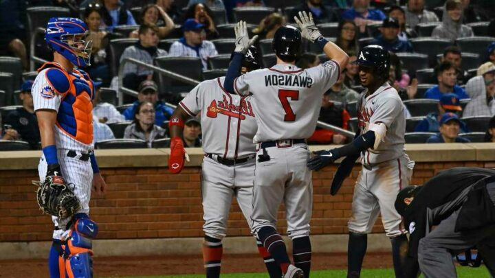 Everything goes wrong for depleted Mets in loss to Braves