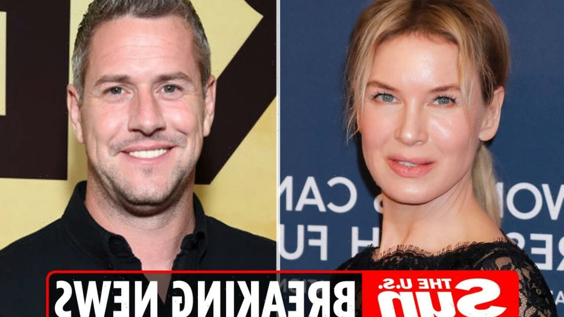 Flip or Flop star Christina Haack's ex Ant Antstead 'is dating Renee Zellweger' after reality TV couple's nasty divorce