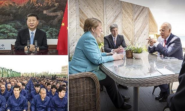 G7 leaders to call out  'rights abuses' but will they name China?