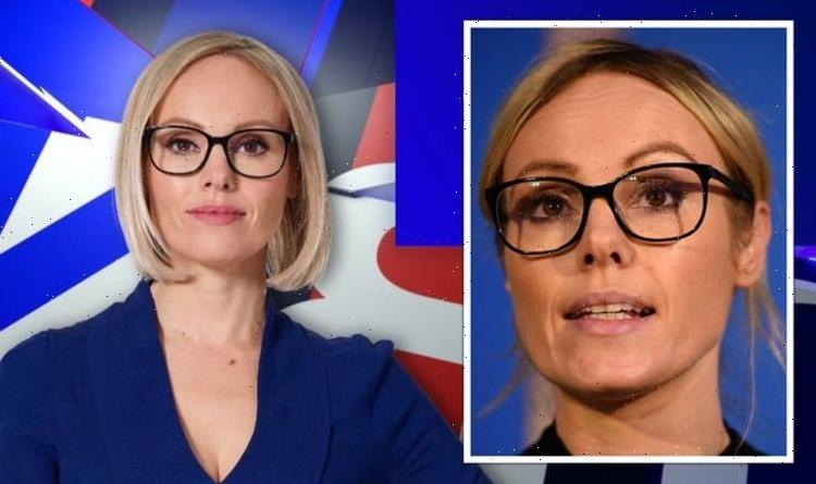 GB News' Michelle Dewberry urges fans 'get in touch' as she promises 'This is YOUR show'