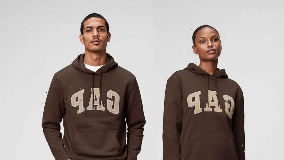 Gap's classic brown logo hoodie is making a comeback, thanks to TikTok