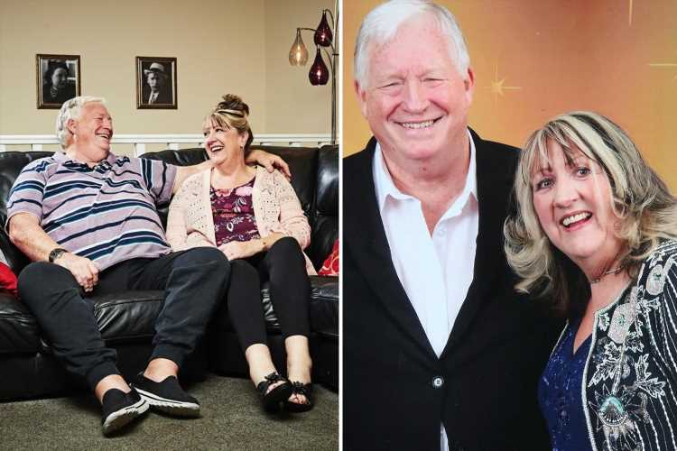 Gogglebox star Pete McGarry, 71, died of bowel cancer just days after being told he had 6 months to live, wife reveals
