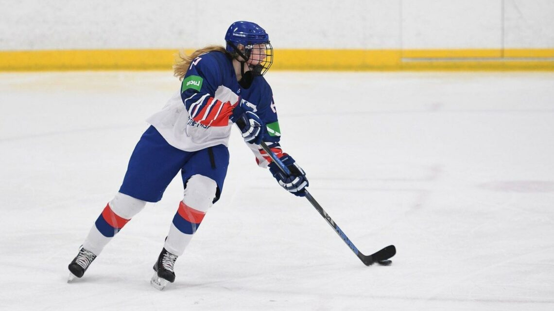 Great Britain's Casey Traill becomes first player from the UK to be drafted to National Women's Hockey League
