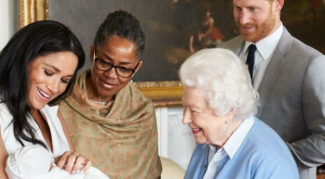 Harry in war of words as Palace source says he didn't consult Queen on baby name