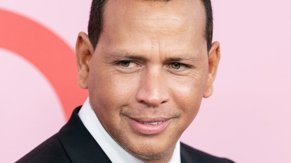 Here's What Alex Rodriguez Had To Say About His Ex-Wife