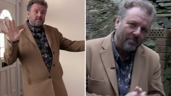 Homes Under the Hammer's Martin Roberts 'scared beyond belief' as he spots life-threatening problem with house