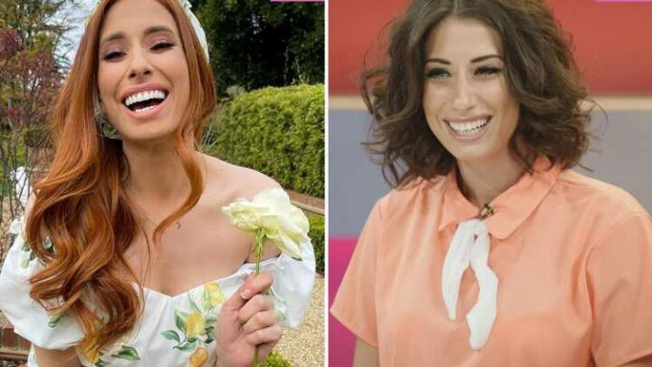 How Stacey Solomon's teeth went brown and yellow then FELL OUT during pregnancy leaving her mortified & in agony
