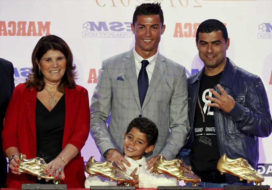 How many children does Cristiano Ronaldo have, what are they called, who are each of their mothers? – The Sun