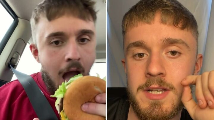 I'm eating McDonald's every day for two WEEKS & still losing weight – people shouldn't be afraid of it