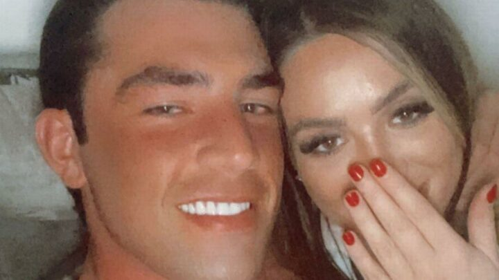 Jack Fincham boasts he's in the 'no sleep gang' in intimate selfie with Frankie Sims
