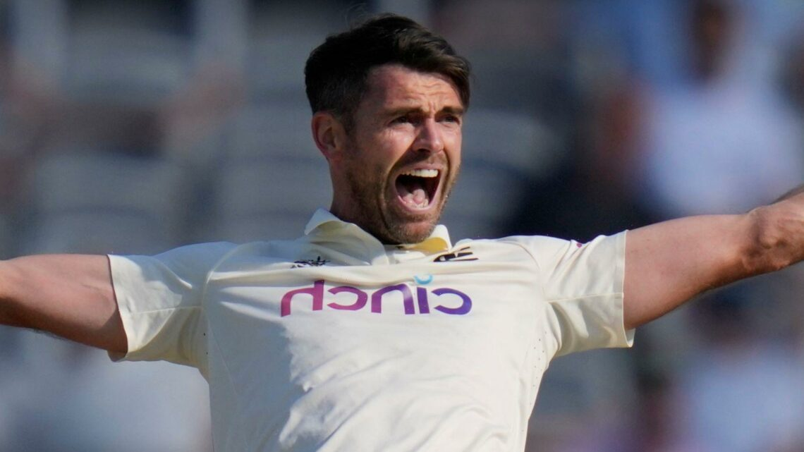 James Anderson: England Test cap record holder talks about his incredible journey to 162 caps