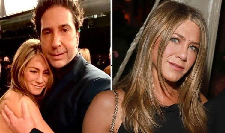 Jennifer Aniston says she'd 'proudly' admit if she'd slept with Friends' David Schwimmer