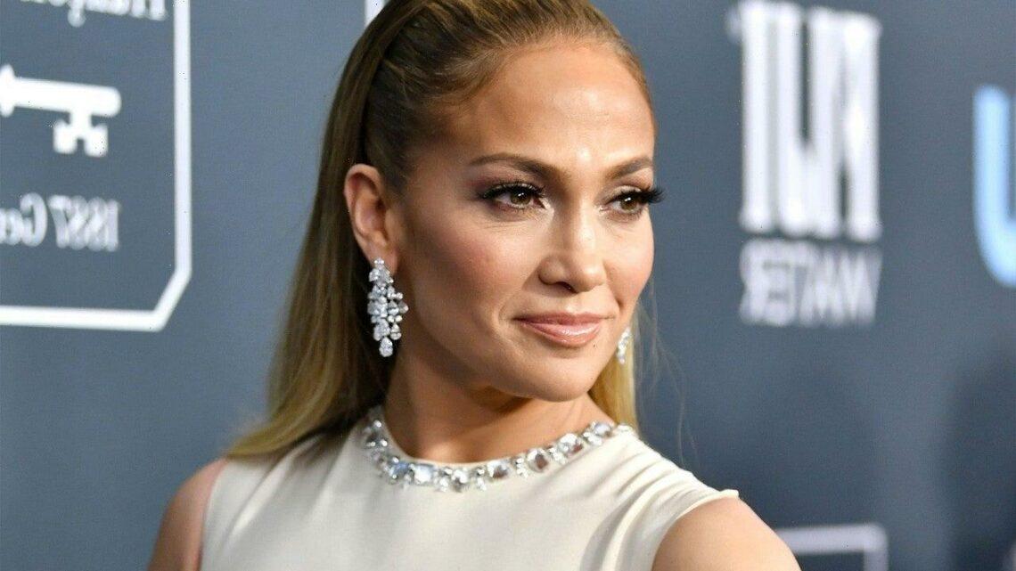 Jennifer Lopez Set to Star in Techno Sci-Fi Thriller 'Atlas'