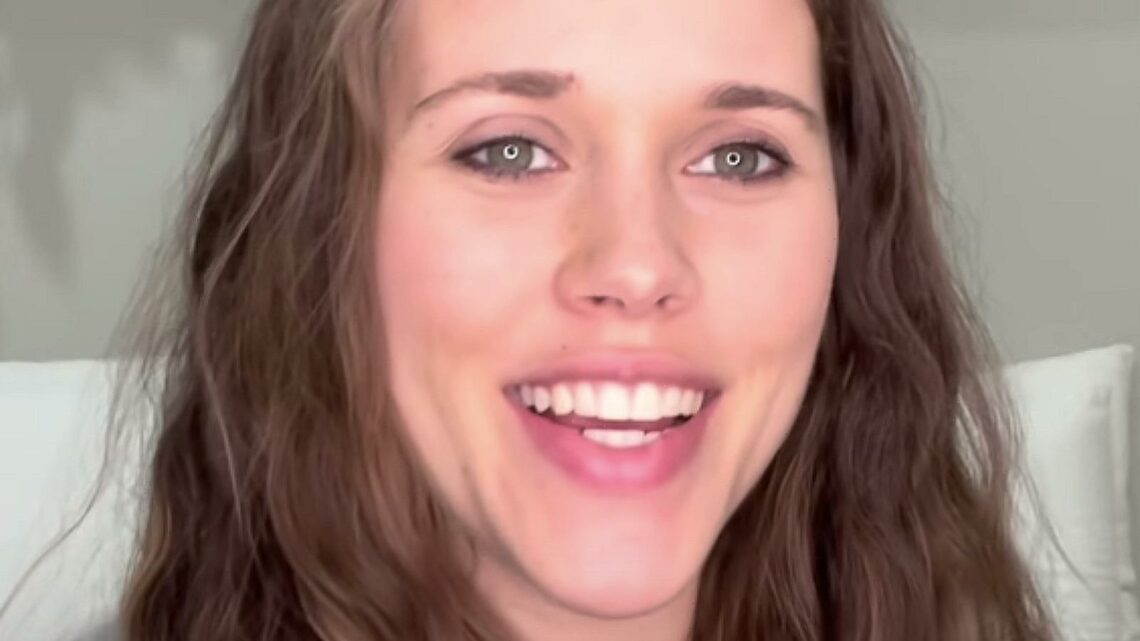 Jessa Duggar Reveals Why She'll Have A Hospital Birth For Baby No. 4