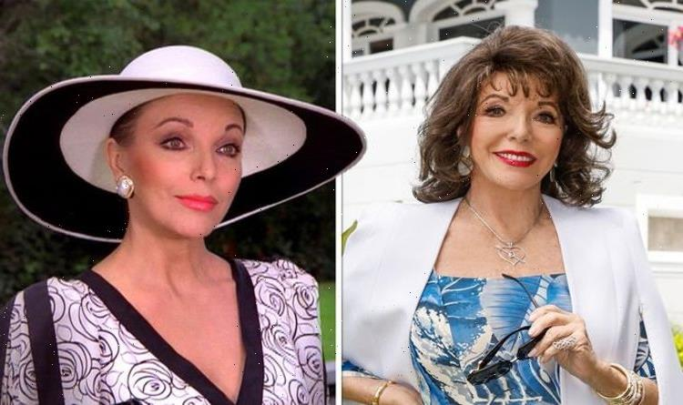 Joan Collins confirms Dynasty rivalry: 'He was a misogynist p****'