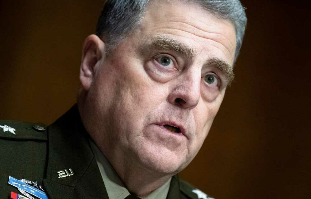 Joint Chiefs Chair Gen. Mark Milley defends teaching 'critical race theory' at West Point