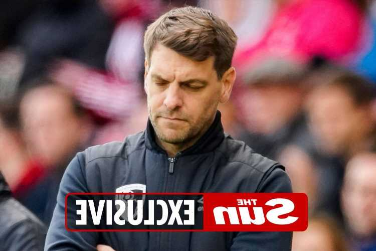 Jonathan Woodgate facing Bournemouth axe – with Fulham boss Scott Parker eyed as replacement