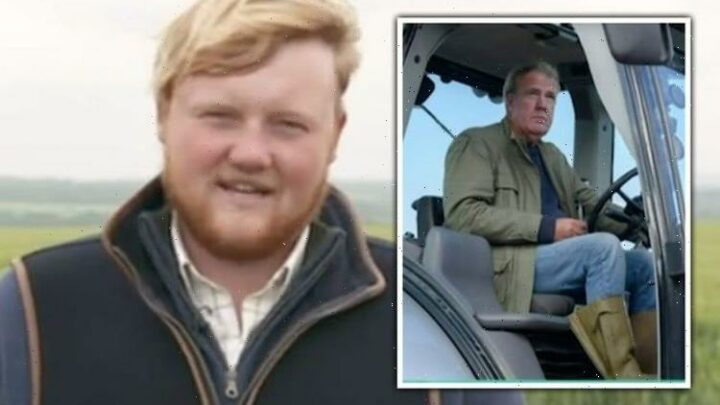 Kaleb Cooper attacks Jeremy Clarkson's beloved tractor 'It should rot, I hate it'