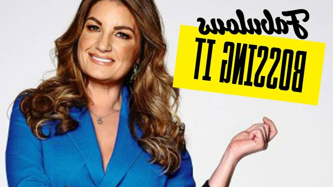 Karren Brady gives career advice — from rude staff to unsupportive parents