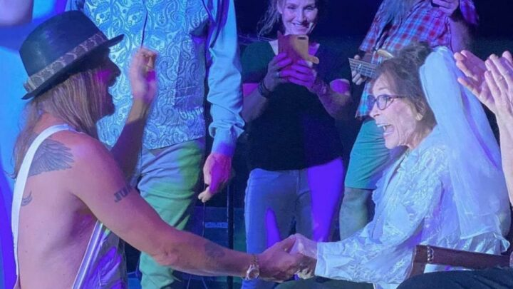 Kid Rock and Loretta Lynn Get 'Married'