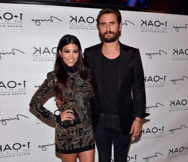 Kourtney Kardashian Calls Scott Disick's Substance Abuse a 'Dealbreaker' in Explosive 'KUWTK' Reunion Teaser