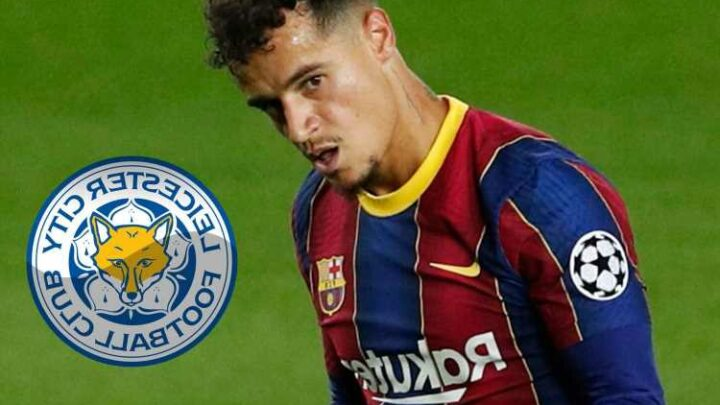 Leicester consider shock £20m Philippe Coutinho transfer offer as Barcelona look to offload flop