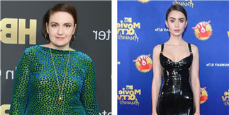 Lily Collins and Lena Dunham Are Teaming Up for a Movie All About Polly Pocket