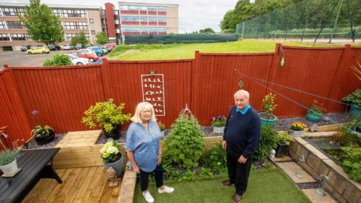 Locals blast 'unbearable noisy GRUNTING' from new £35k volleyball pitch near homes