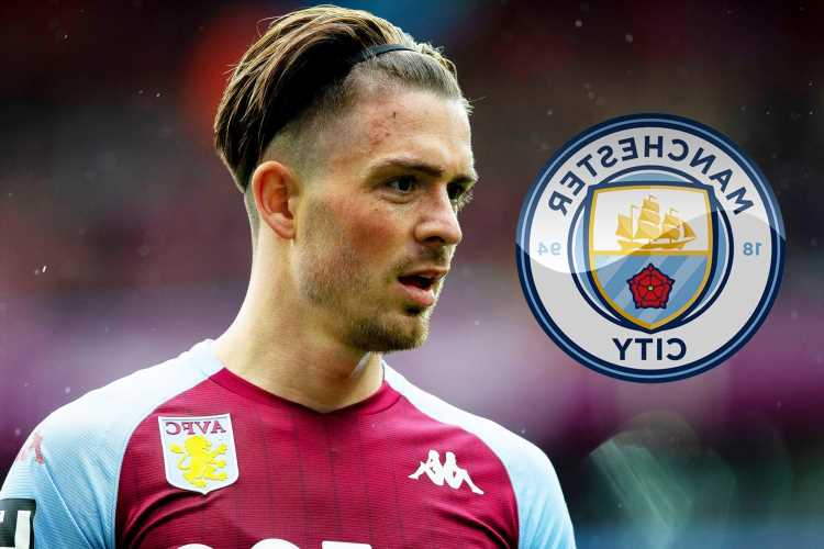 Man City confident of landing Jack Grealish ahead of Man Utd after Aston Villa's Emiliano Buendia transfer