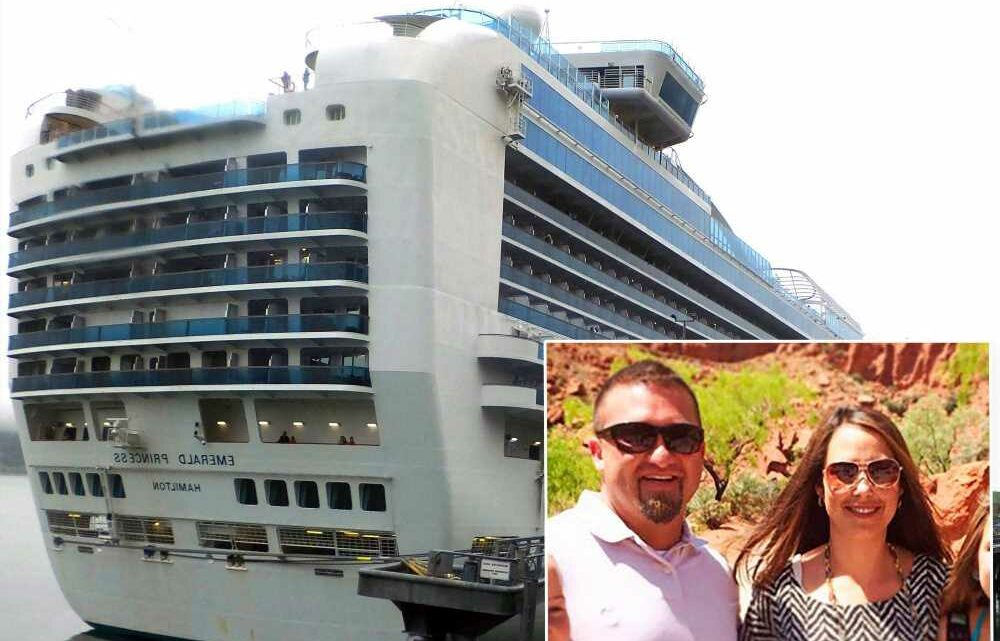 Man who beat wife to death on family cruise sentenced to 30 years in jail