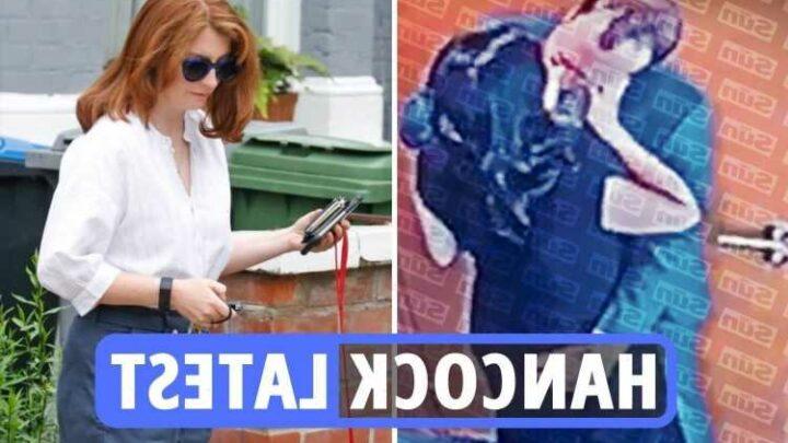 Matt Hancock video latest – Wife STILL suffering from long covid she caught from love rat former Health Secretary