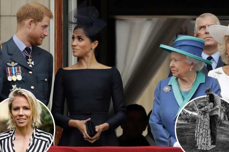 Meghan and Harry's daughter Lilibet has no title… but her name means she'll always feel entitled