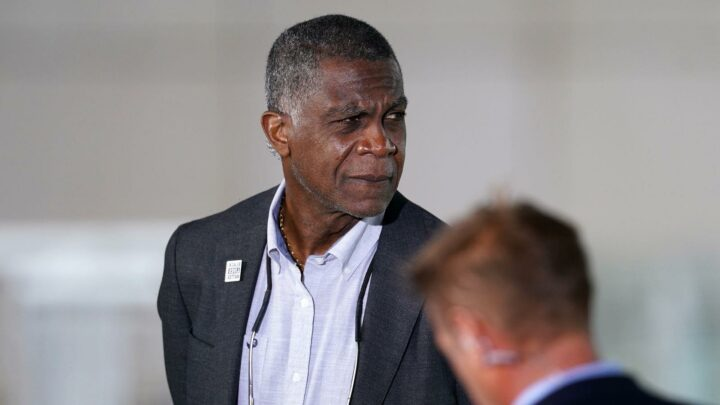 Michael Holding applauds Gareth Southgate's England for 'taking a knee' stance