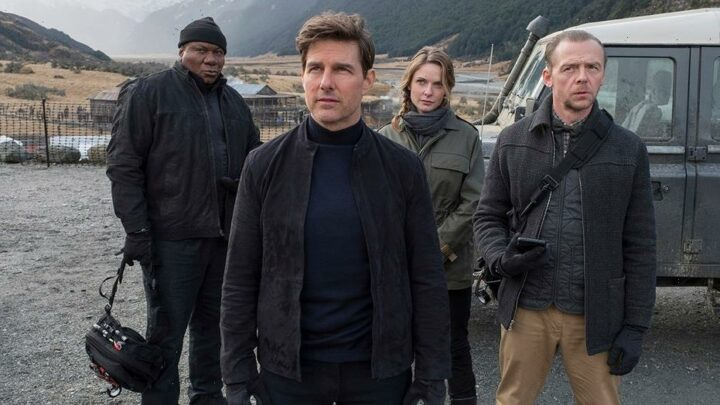 'Mission: Impossible 7' halts filming after positive coronavirus test