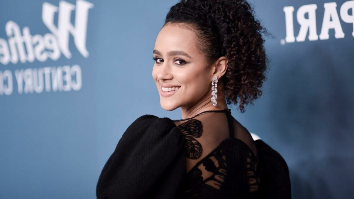 Nathalie Emmanuel tears up while discussing lack of representation for Black girls on screen