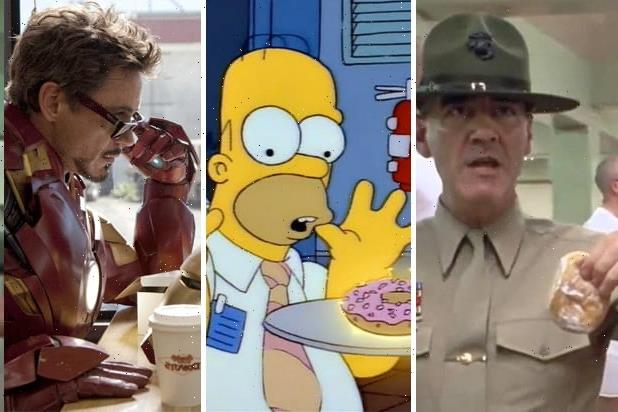 #NationalDonutDay: The Sweetest Donut Scenes in Movies and TV