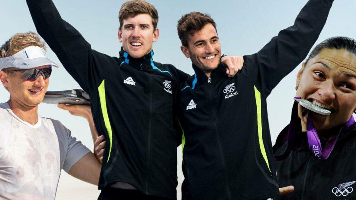 New Zealand's flag bearers for Tokyo Olympics announced