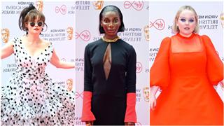 Nicola Coughlan, Michaela Coel & More 2021 BAFTA TV Awards Looks