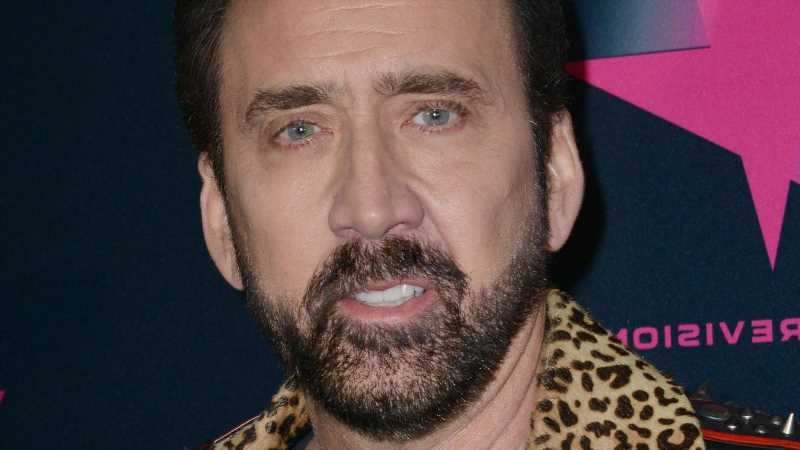 Nicolas Cage's Surprising New Role Is Sending Twitter Into A Frenzy. Here's Why